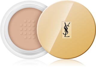 Yves Saint Laurent Souffle d'Éclat Sheer and Radiant  transparentni puder za sjaj lica