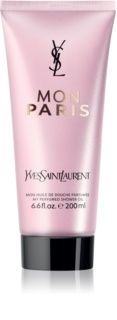 Yves Saint Laurent Mon Paris olje za prhanje za ženske 200 ml