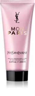 Yves Saint Laurent Mon Paris losjon za telo za ženske 200 ml