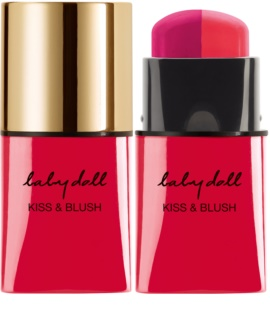 Yves Saint Laurent Baby Doll Kiss & Blush Duo Stick Lip and Cheek Tint