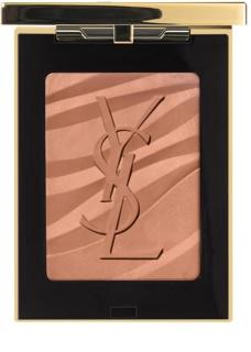 Yves Saint Laurent Les Sahariennes μπρονζερ πούδρα