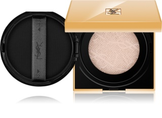 Yves Saint Laurent Touche Éclat Le Cushion rozjasňujúci tekutý make-up v hubke