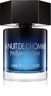 Yves Saint Laurent La Nuit de L'Homme Eau Électrique eau de toilette para hombre 100 ml