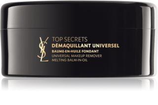 Yves Saint Laurent Top Secrets Démaquillant Universel bálsamo desmaquillante con aceite