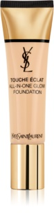 Yves Saint Laurent Touche Éclat All-In-One Glow tekutý make-up SPF 23