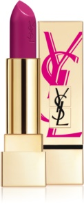 Yves Saint Laurent Rouge Pur Couture Collection Le Fuchsia batom com efeito hidratante