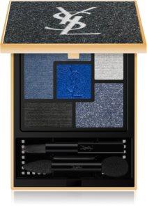 Yves Saint Laurent Couture Palette Black Opium Intense Night Edition paleta senčil za oči 5 barv