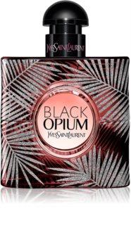 Yves Saint Laurent Black Opium eau de parfum editie limitata pentru femei Exotic Illusion 50 ml