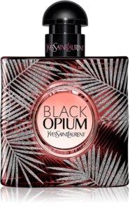 Yves Saint Laurent Black Opium parfémovaná voda limitovaná edice pro ženy Exotic Illusion 50 ml