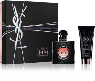 Yves Saint Laurent Black Opium coffret cadeau I.