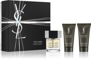 Yves Saint Laurent L'Homme poklon set XII. (za muškarce)