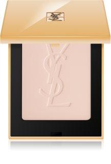 Yves Saint Laurent Poudre Compacte Radiance pó matificante