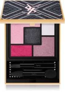 Yves Saint Laurent Couture Palette Black Opium Pure Illusion paleta de sombras de ojos 5 colores