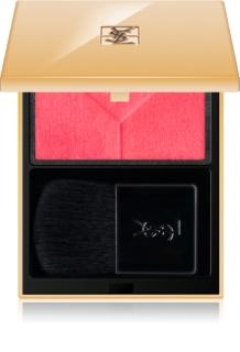 Yves Saint Laurent Couture Blush pudrasto rdečilo