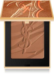 Yves Saint Laurent Les Sahariennes Bronzing Stones Bronzer und Konturpuder limitierte Ausgabe