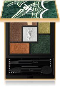 Yves Saint Laurent Couture Palette Eye Contouring Παλέτα σκιών για τα μάτια περιορισμένη έκδοση