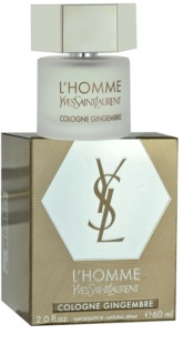 Yves Saint Laurent L´Homme Cologne Gingembre Eau de Cologne for Men 60 ml