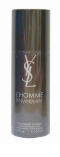 Yves Saint Laurent L´Homme Deo Spray for Men 150 ml