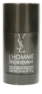 Yves Saint Laurent L´Homme дезодорант-стік для чоловіків 75 гр