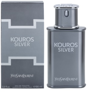 Yves Saint Laurent Kouros Silver Eau de Toilette for Men 100 ml