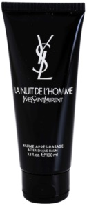 Yves Saint Laurent La Nuit de L'Homme bálsamo after shave para homens 100 ml