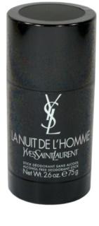 Yves Saint Laurent La Nuit de L'Homme desodorante en barra para hombre 75 ml