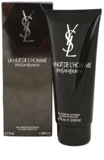 Yves Saint Laurent La Nuit de L'Homme gel de ducha para hombre 200 ml