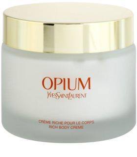 Yves Saint Laurent Opium crema corporal para mujer 200 ml