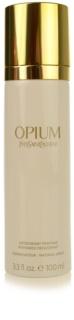 Yves Saint Laurent Opium desodorante en spray para mujer 100 ml