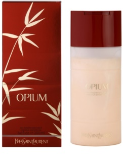 Yves Saint Laurent Opium 2009 gel de ducha para mujer 200 ml