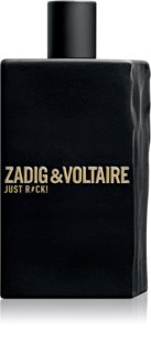 Zadig & Voltaire Just Rock! Pour Lui Eau de Toilette for Men 100 ml