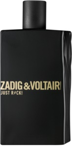 Zadig & Voltaire Just Rock! Eau de Toilette für Herren 100 ml