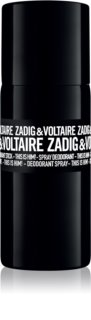 Zadig & Voltaire This Is Him! desodorante en spray para hombre 150 ml