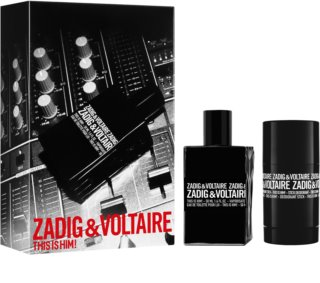 Zadig & Voltaire This is Him! σετ δώρου V.