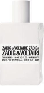Zadig & Voltaire This Is Her! eau de parfum para mujer 100 ml