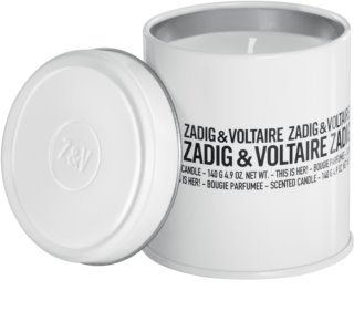 Zadig & Voltaire This is Her! vela perfumada 140 ml