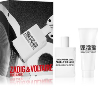 Zadig & Voltaire This is Her! σετ δώρου VI.