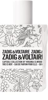 Zadig & Voltaire This is Her! No Rules Capsule Collection by Virginia Elwood eau de parfum da donna