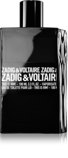 Zadig & Voltaire This Is Him! Eau de Toillete για άνδρες 100 μλ