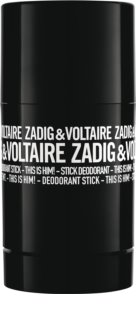Zadig & Voltaire This Is Him! desodorante en barra para hombre 75 g
