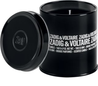 Zadig & Voltaire This is Him! vela perfumada para homens 140 ml