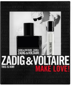 Zadig & Voltaire This is Him! σετ δώρου IV. για άντρες
