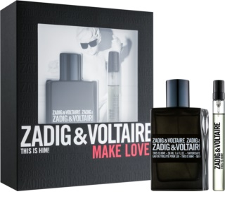 Zadig & Voltaire This is Him! Gift Set IV. for Men