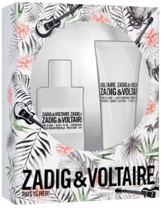 Zadig & Voltaire This is Her! lote de regalo VII.