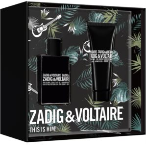 Zadig & Voltaire This is Him! Gift Set VI. for Men