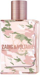 Zadig & Voltaire This is Her! No Rules Capsule Collection eau de parfum para mujer