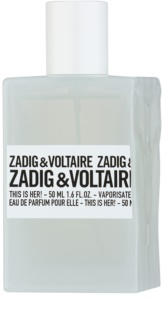 Zadig & Voltaire This Is Her! Eau de Parfum für Damen 50 ml