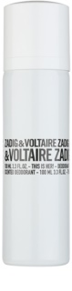 Zadig & Voltaire This Is Her! Deo-Spray für Damen 100 ml