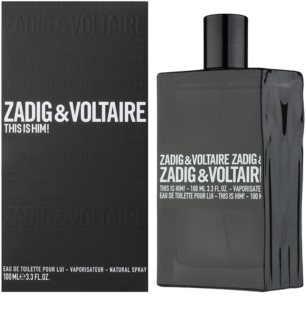 Zadig & Voltaire This Is Him! тоалетна вода за мъже 100 мл.