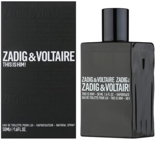 Zadig & Voltaire This Is Him! тоалетна вода за мъже 50 мл.